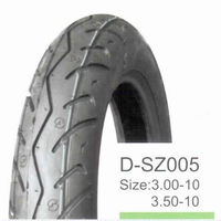 China High Quality Motorcycle Tire 140/70-17 100/90-17 Fashion Pattern