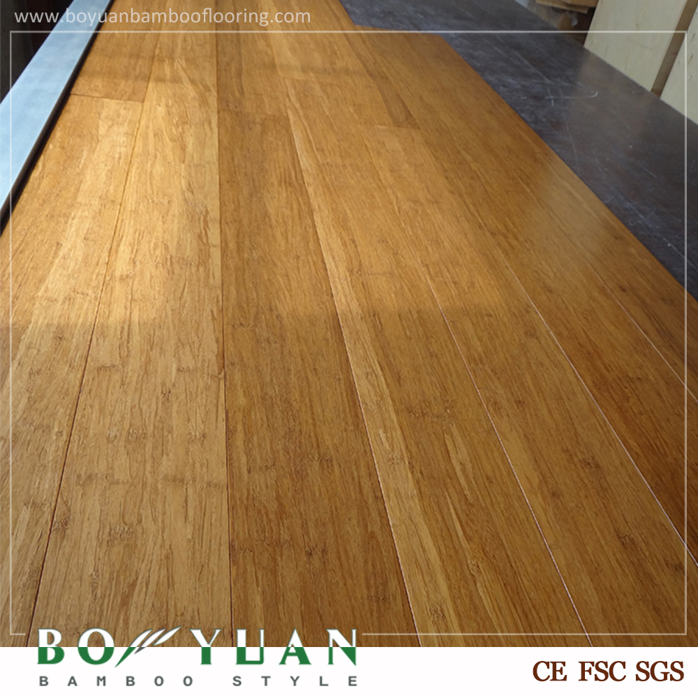 Hot Selling Click-lock Bamboo Flooring,Indoor Playground Flooring