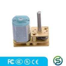 customized micro low price 18v high torque dc gear motor for door lock robotand smart household
