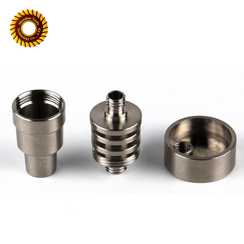 Non-standard parts cnc lathe titanium parts processing