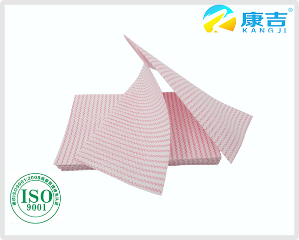 Best Selling Chemical Bond Kitchen Non-woven Cleaning Cloth/Wipes/Disposable Dry Cleaning Wipes/Restaurant Dish Cloth