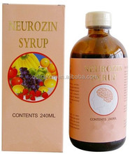 GMP Certified OEM Multivitamin Neurozin Syrup