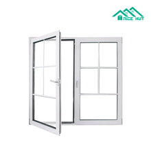 Australia Standard AS2047 approved Double Glazed Aluminum Casement Window In China
