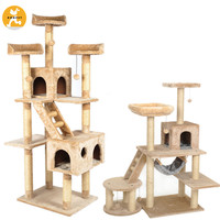 Hot Sell Modern Large Cat Tree With Hammock