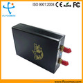 remote control oil cut vehicle gps tracker TK106B using GPRS sim card with SOS number