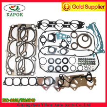 top quality fit for Mitsubishi Engine overhaul gasket kit for Pajero OEM :1000A669
