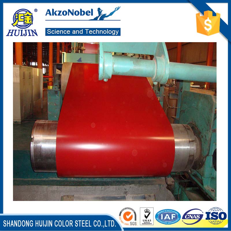 hot sale good quality color steel sheet for russia import