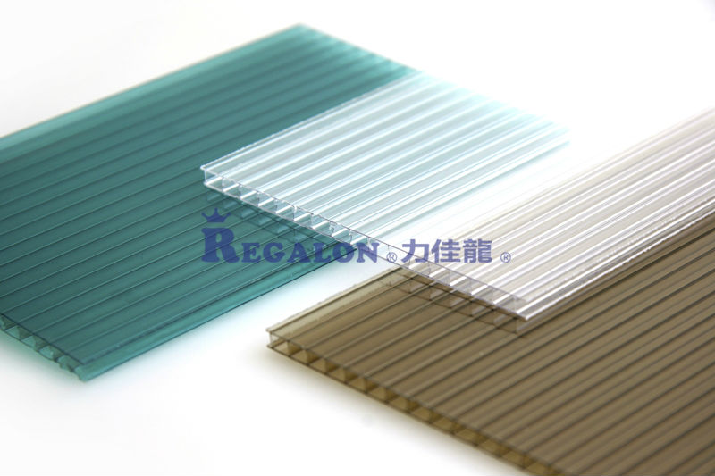 Swimming Pool Cover Polycarbonate Hollow Sheet
