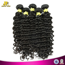 Natural Color JP Hair Eurasian European Deep Wave Human Hair