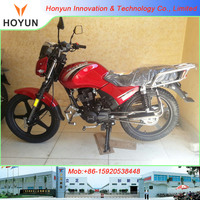 Hot sale in Bolivia HOYUN PEGASUS GOLDEN WOLF CG CG125 CG150 CG200 street motorcycles