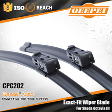 CPC203 Car Front Window Metal Wiper Blade Design With Spoiler For Audi A7