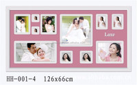 Fashion High quality standard home decoration photo frames