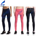 Pure Color Slimming Yoga Pants Fitness Leggings for Girls