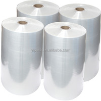 New China supplier Stretch plastic wrap film jumbo roll for all your applications