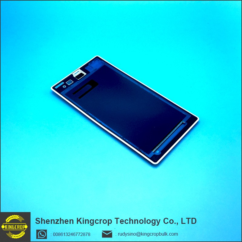 Original for Sony Xperia Z1 L39h Middle Frame,middle Bezel for sony z1,for sony z1 front frame