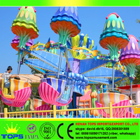 Outdoor Playground Equipment Ride Used Carnival Rotary Rides