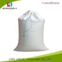 alibaba china new virgin material pp woven bag, sack, fibc with or without printing and lamination for costeffective packing