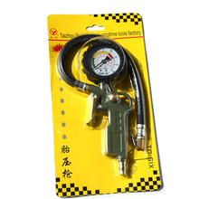 tire inflation gauge/tire inflater tools