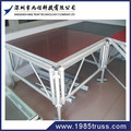 Aluminum stage platform,aluminum portable stage deck for events,outdoor concert stage sale