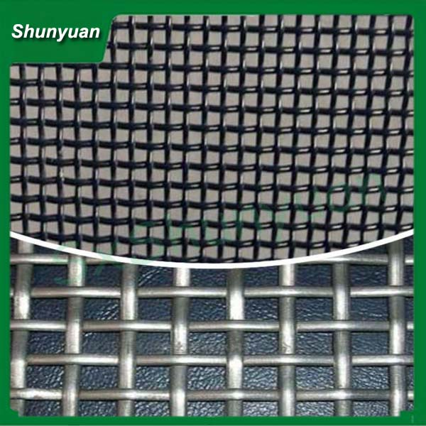 2015 Anping China Black Akzo powder coating fly screen for window /fly wire screens/fly screens for casement windows