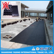 Building material dimple HDPE drainage board sheet