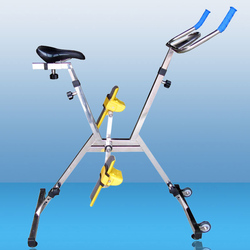 Adult fitness equipment water exercise aquatic bike for sale