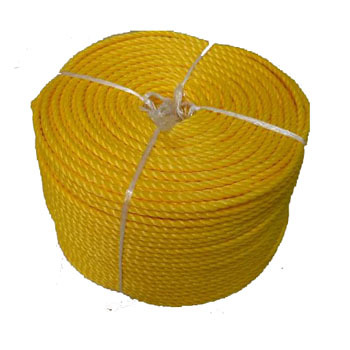 MTP2100 Twisted yellow PE Rope
