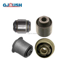 Made In China car suspension bush by size lower arm bush leaf spring rubber bushing