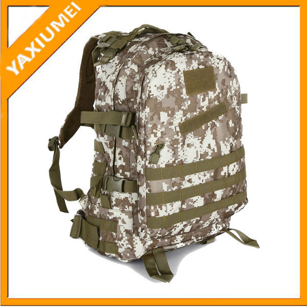 outdoor camouflage travel military satchel bag
