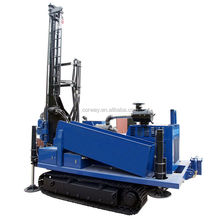 Google Diesel/Electric Borehole Rotary Tractor Mounted Water Well Drilling Rig Machine