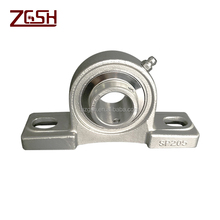 Factory price Stainless steel UCP205 bearing pillow block bearing SUCP205 Plummer Block and Housing