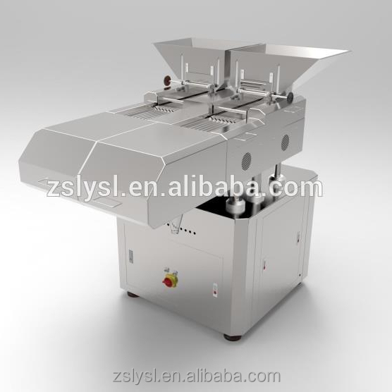best Tablets and capsules pill counting and filling bottling machine packing line