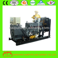 Hot sale 100kva natural gas generator with woodward