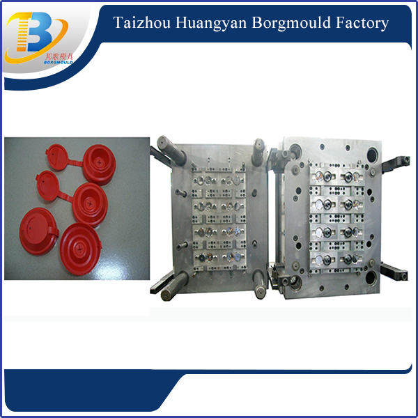 High Quality Cheap Custom Glass Bottle Cap Mould