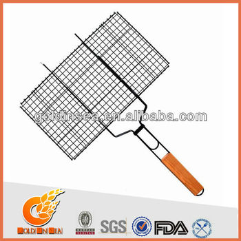 2016 top sale Non-stick square BBQ