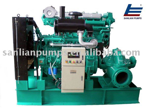 Diesel engine Centrifugal Pump