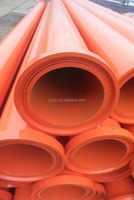 High Quality Concrete Pump Pipe For PM With ZX 175mm Flange
