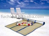 Three Folding Aluminium Beach Mat
