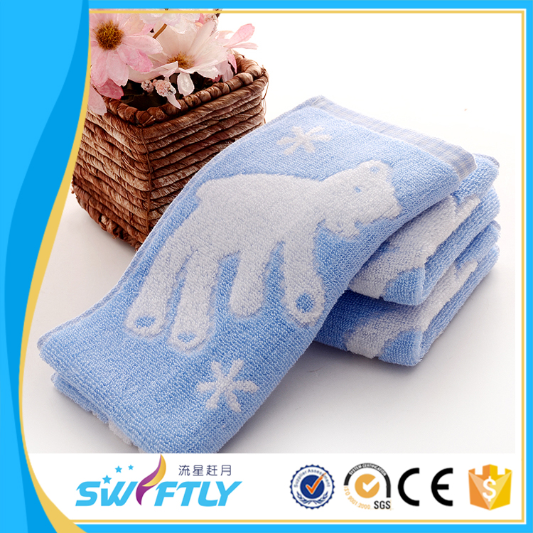 Organic Cotton Baby Towels For Baby Customized