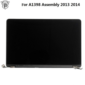 "Laptop A1398 LCD Assembly LCD Screen Complete Display For Macbook Retina 15.4"" LCD Screen Display Assembly late 2013 mid 2014"