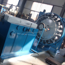 popular stainless steel wire braiding machine for annular hose