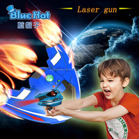 New style interactive laser gun shooting games