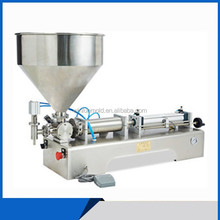 aseptic packaging tomato liquid filling machine