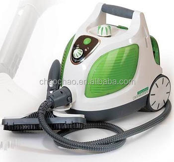 hight quality professional canister steam cleaner with cord rewinding