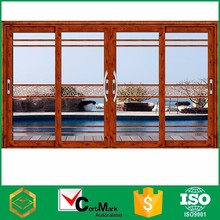 Modern type interior aluminum slide door frame
