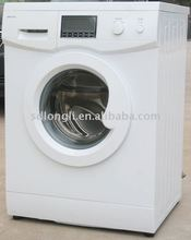 Super Big LCD Front Loading Washing Machine 6.0KG