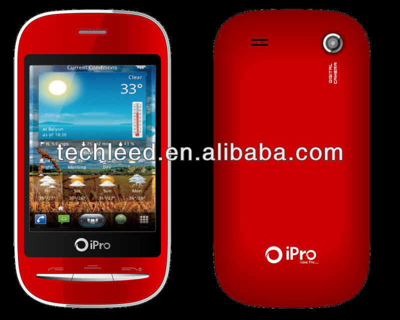 Hot Sell cheap price Dual Sim Dual Standby ipro Q70 mobile phone With touch screen ,Analog TV(optional)