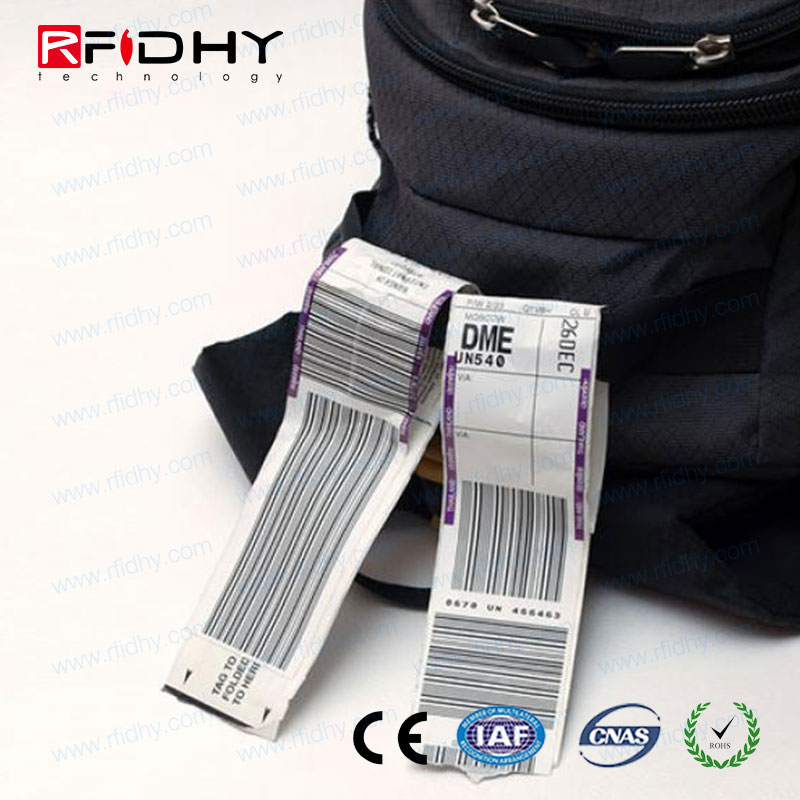 Wholesaler Price Encoding Readable/Writable RFID Luggage Tracking Tags of Various Inlays