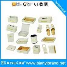 Hot selling cheap Hotel Amenities Disposable/guest room amenity set/Best Quality Hotel room Accessory