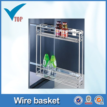 Cheap price metal wire storage basket for sale VT09.436